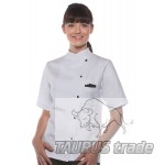 Greta Chef Jacket
